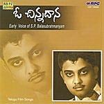 S.P. Balasubrahmanyam O Chinnadana - Early Hits Df S.p.balasubrahmanyam