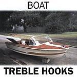 Boat Treble Hooks