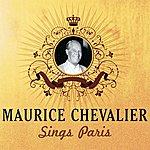 Maurice Chevalier Maurice Chevalier Sings Paris