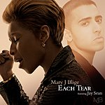 Mary J. Blige Each Tear (Uk Version)(3-Track Maxi-Single)