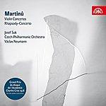 Czech Philharmonic Orchestra Martinu: Violin Concertos / Rhapsody-Concerto