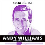Andy Williams Canadian Sunset - 4 Track Ep