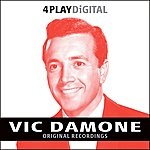 Vic Damone On The Street Where You Live - 4 Track Ep