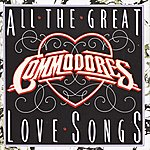 The Commodores All The Great Love Songs