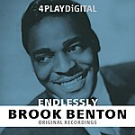 Brook Benton Endlessly - 4 Track Ep