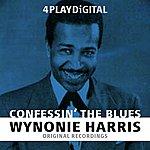 Wynonie Harris Confessin' The Blues - 4 Track Ep