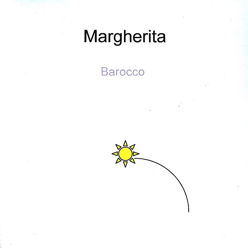 Cover Art: Margherita