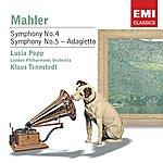 Klaus Tennstedt Mahler: Symphony No 4 Etc.