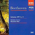 Riccardo Muti Beethoven: Symphonies Nos. 2 & 4