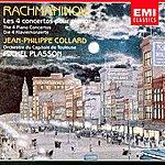Jean-Philippe Collard Piano Concertos Nos.1-4