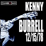 Kenny Burrell 12/15/78