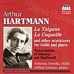 Arthur Greene Hartmann: Miniatures For Violin And Piano