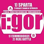 Igor Real Battle