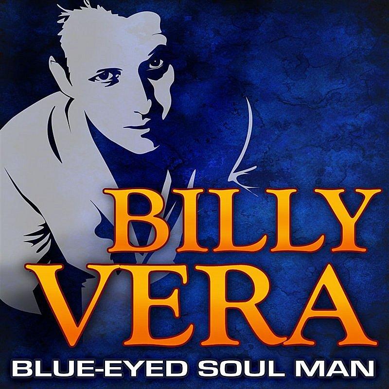 Cover Art: Blue-Eyed Soul Man