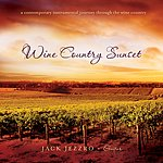 Jack Jezzro Wine Country Sunset