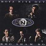 Boyz Nite Out Rho Sham Bo