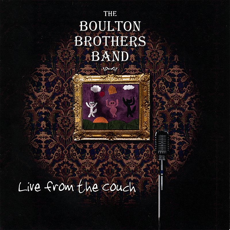 Cover Art: Live From The Couch