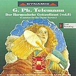 Janet Perry Telemann: Harmonischer Gottes-Dienst (Der), Vol. 3