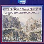 Coro Della Sat Traditional: Italian Folksongs