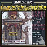 Andrea Marcon Davide Da Bergamo: Organ Music (Romantic Organ Works)