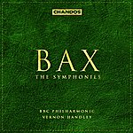 Vernon Handley Bax, A.: Symphonies Nos. 1-7 / Rogue's Comedy Overture / Tintagel