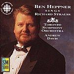 Ben Heppner Ben Heppner Sings Richard Strauss