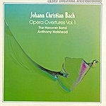 Anthony Halstead Bach, J.c.: Opera Overtures, Vol. 1