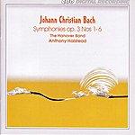 Anthony Halstead Bach, J.c.: Symphonies (Complete), Vol. 1 - Symphonies, Op. 3