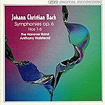 Anthony Halstead Bach, J.c.: Symphonies (Complete), Vol. 2 - Symphonies, Op. 6