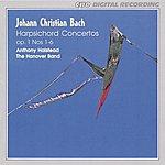 Anthony Halstead Bach, J.c.: 6 Harpsichord Concertos, Op. 1