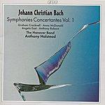 Anthony Halstead Bach, J.c.: Symphonies Concertantes, Vol. 1