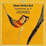 Anthony Halstead Bach, J.c.: Symphonies (Complete), Vol. 3 - Symphonies, Op. 8