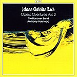 Anthony Halstead Bach, J.c.: Opera Overtures, Vol. 2