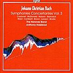 Anthony Halstead Bach, J.c.: Symphonies Concertantes, Vol. 3