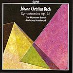 Anthony Halstead Bach, J.c.: Symphonies (Complete), Vol. 5 - Symphonies, Op. 18
