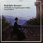 Elizabeth Wallfisch Kreutzer, R.: 40 Etudes Ou Caprices