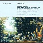 Peter Schreier Bach, J.s.: Cantatas - Bwv 204, 208