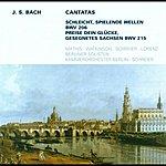 Peter Schreier Bach, J.s.: Cantatas - Bwv 206, 215