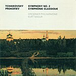 Dresden Philharmonic Orchestra Tchaikovsky, P.i.: Symphony No. 2 / Prokofiev, S.: Symphony No. 1