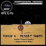 Simon X Desert Sands (2-Track Single)