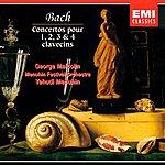 George Malcolm Harpsichord Concertos Bwv 1052/1053/1054/1055/1056/1060/Etc.