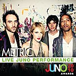 Metric Gimme Sympathy (Live at 2010 Juno Awards)