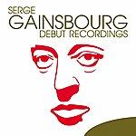 Serge Gainsbourg Debut Recordings