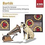 Mariss Jansons Bartók: Musik Für Saiteninstrumente, Schlagzeug & Celesta/Konzert Für Orchester