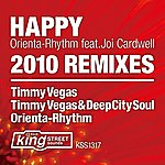 Joi Cardwell Happy (2010 Remixes)