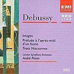 André Previn Debussy: Images / Prélude À L'apres-midi D'un Faune / Nocturnes