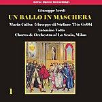 Antonino Votto Giuseppe Verdi - Un Ballo In Maschera (1956), Vol. 1