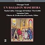Antonino Votto Giuseppe Verdi - Un Ballo In Maschera (1956), Vol. 2