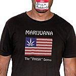 """Brian Robbins Marijuana - The """"phish"""" Demo"""