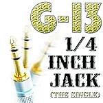 G13 1/4 Inch Jack (Single)